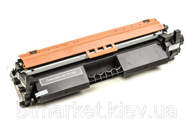 Картридж PowerPlant HP LJ Pro M203/M227 (CF230X) увеличенной емкости (с чипом), фото 2
