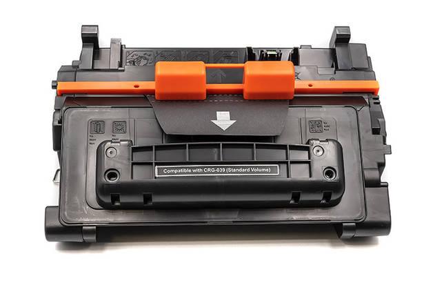 Картридж PowerPlant Canon LBP351dn/LBP351x (CRG-039) (с чипом), фото 2