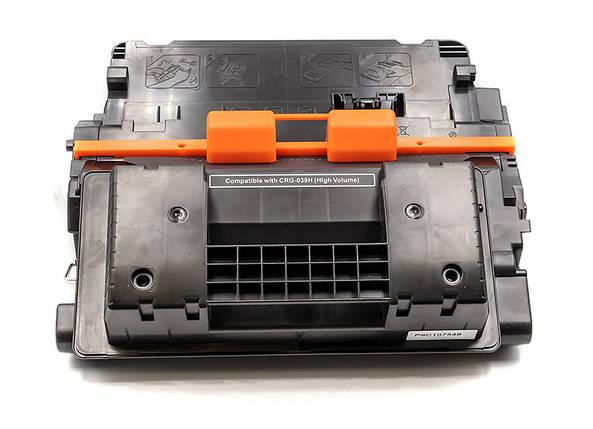 Картридж PowerPlant Canon LBP351dn/LBP351x (CRG-039) увеличенной емкости (с чипом), фото 2