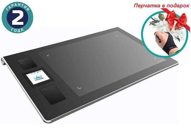 Графический планшет Huion DWH69 + перчатка, фото 2