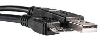 Кабель PowerPlant USB 2.0 AM - Micro, 0.5м, фото 2