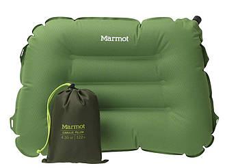 Надувна подушка Marmot Cumulus Pillow Green MRT