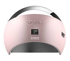 УФ LED лампа SUNUV SUN 6, 48W, розовый