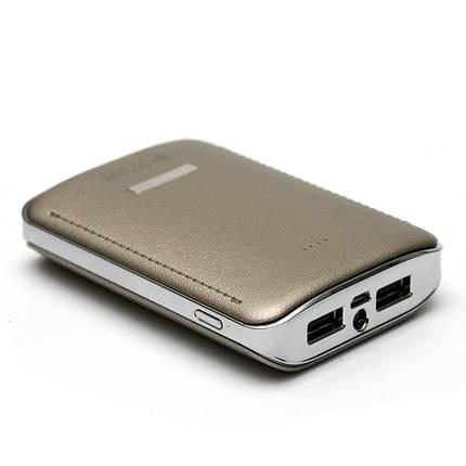 Универсальная мобильная батарея PowerPlant/PB-LA9236/7800mAh/универсальный кабель, фото 2