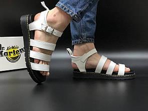Жіночі Dr Martens Sandals Black/White