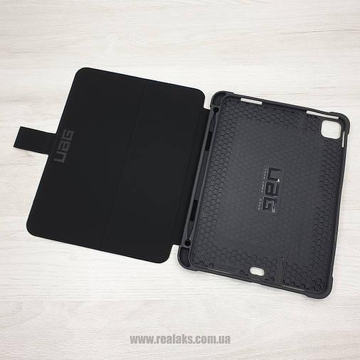 Чехол противоударный UAG для iPad 11 Pro 2018 / 2020 red/black, фото 2