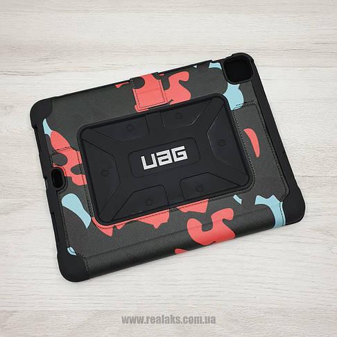 Чехол противоударный UAG для iPad 11 Pro 2018 / 2020 red/black, фото 3