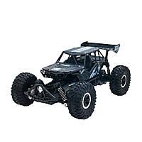 Автомобиль на р/у Sulong Toys Off-Road Crawler - Speed King черный металлик (SL-153RHMBl)
