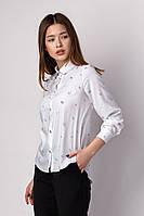 Школьная блузка белого цвета р. 146, 152, 158, 164