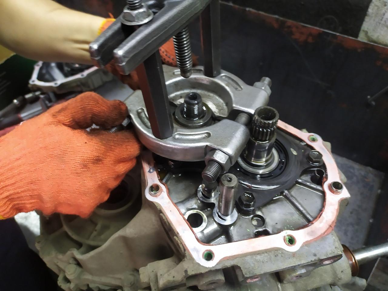 Коробка передач ремонт Geely Emgrand
