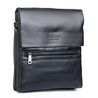 Сумка Мужская Планшет иск-кожа DR. BOND GL 317-3 black купить мужскую сумку недорого Одесса 7 км, фото 1