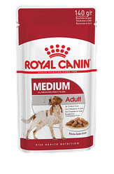 Вологий корм Royal Canin Medium Adult Роял Канін Медіум Едалт 140 г