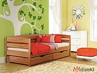 Ліжко з шухлядами дитяча Нота Плюс 80х190, 105, Щит Л4