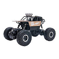 Автомобиль на р/у Sulong Toys Off-Road Crawler - Super Speed матовый коричневый (SL-112RHMB)