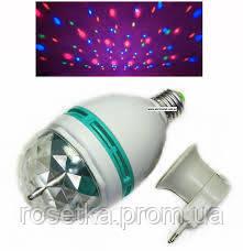 Светодиодная лампа LED Mini Party Light Lamp, мини диско