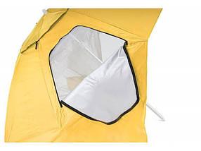 Пляжный зонт Sora желтый