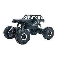 Автомобиль на р/у Sulong Toys Off-Road Crawler - Tiger матовый черный (SL-111RHMBl)
