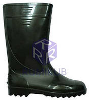 Сапоги резиновые черные, рабочие мужские-женские от завода производителя Руммикуб