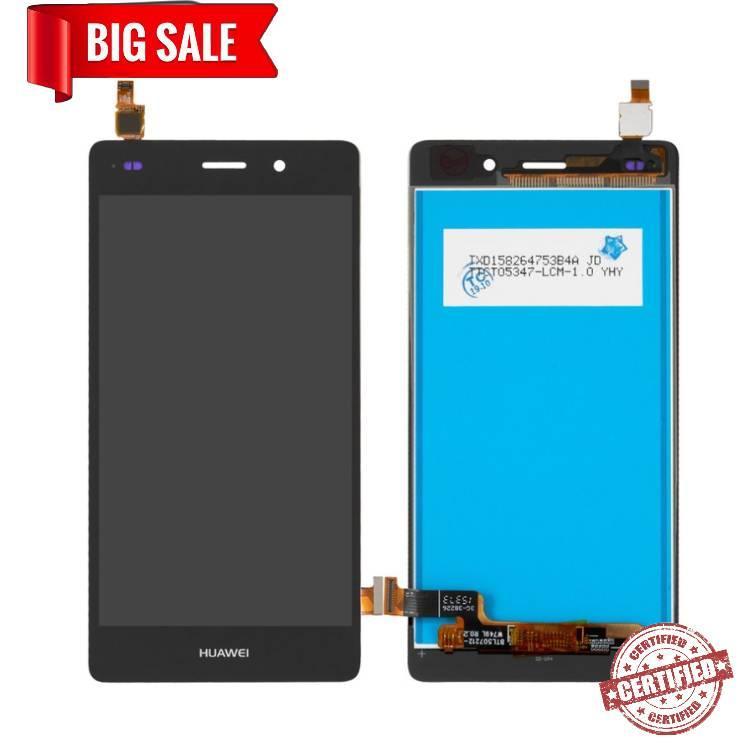 Модуль (сенсор + дисплей) Huawei P8 Lite (ALE L21) чорний