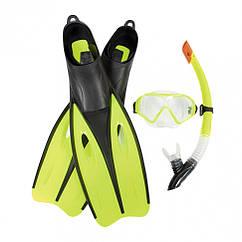 Набор для плавания Bestway 25021 (Зелёный)