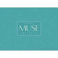 Альбом для акварели Школярик Muse A5+ PB-GB-015-038 склейка 300г/м2 15 листов