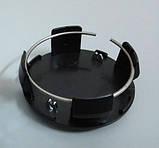 Колпачок заглушка для литых дисков в диски Лексус Lexus 62/57/17 мм. черный, фото 2