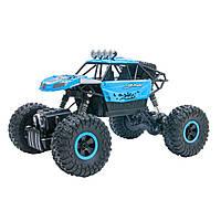 Машинка на радиоуправлении Sulong Toys (1:18) Off-Road Crawler Super Sport Синяя (SL-001RHB)