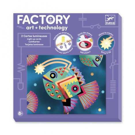 Набор для творчества Фабрика искусства На Глубине (DJ09314)