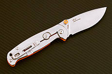 Нож складной H6-S1 orange-7776
