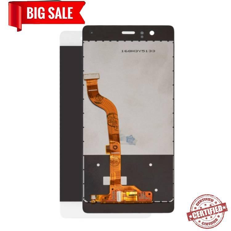 Модуль (дисплей+сенсор) для Huawei P9 EVA-L09(Single SIM)/EVA-L19/EVA-L29(Dual SIM) білий