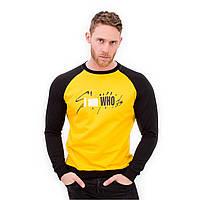 Свитшот реглан мужской Choice 2 Желтый