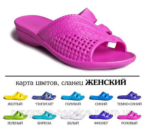 Пляжная обувь женская, опт, арт. 110