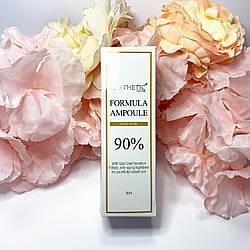 Сироватка для обличчя ЗОЛОТО/РАВЛИК Formula Ampoule Gold Snail, 80 мл ESTHETIC HOUSE