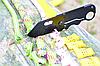 Нож складной 6682 BK, фото 2