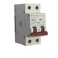 ElectroHouse Автоматичний вимикач 2P 63A 4,5 kA 230-400V IP20