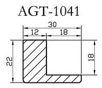Профиль МДФ AGT 1041