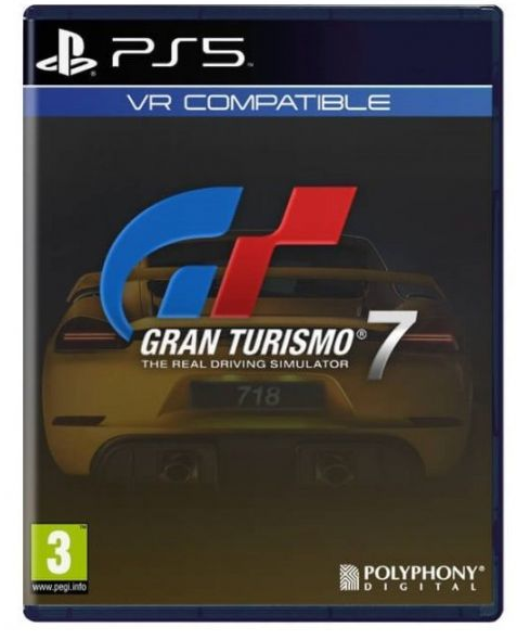 Gran Turismo 7 (PS5, Русская версия) ПРЕДЗАКАЗ