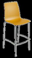 Барный стул Papatya X-Treme BSL темно-желтый