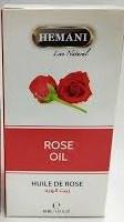 Ароматическое масло розы Hemani Rose Оil 60 мл. Пакистан