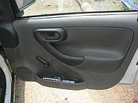 Opel combo 1.3 карта дверей