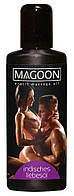 Массажное масло аромат миндаля Magoon Indisches Liebes-Öl , 50 мл