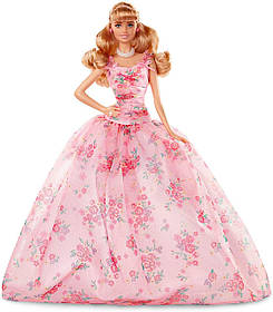 Коллекционная кукла Барби Особенный День рождения - 2019 Barbie Birthday Wishes Mattel FXC76