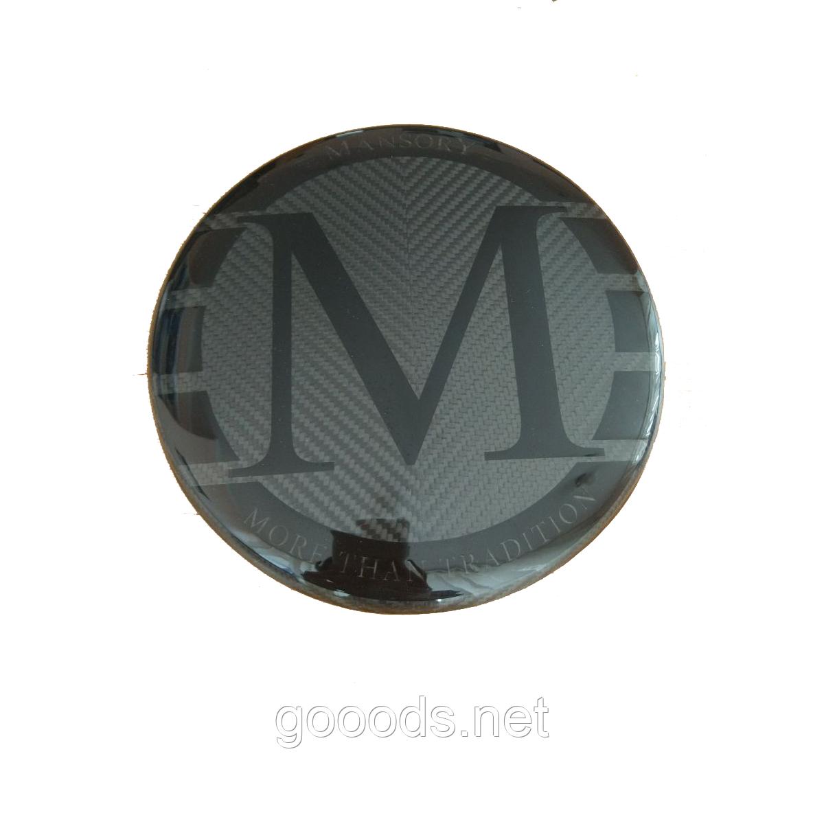 Карбоновая эмблема в решетку стиль Mansory Mercedes G-Class W463