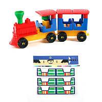 """Конструктор """"Волшебный поезд-2"""" (23 елементи), детские конструкторы,конструктор для мальчиков,конструктор"""