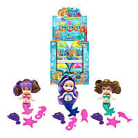 Кукла русалка, куклы,пупс,игрушки для девочек,ляльки