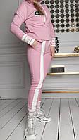 Спортивний жіночий костюм 023 різні забарвлення, фото 1