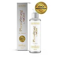 Массажное масло для женщин с феромонами PheroStrong 100 мл