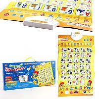 Плакат обучающий, интерактивная игрушка,детские игрушки,подарки детям,игрушки для детей