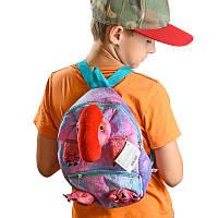 """Рюкзак """"Динозавр"""", рюкзак,сумки,городской рюкзак,рюкзаки женские"""