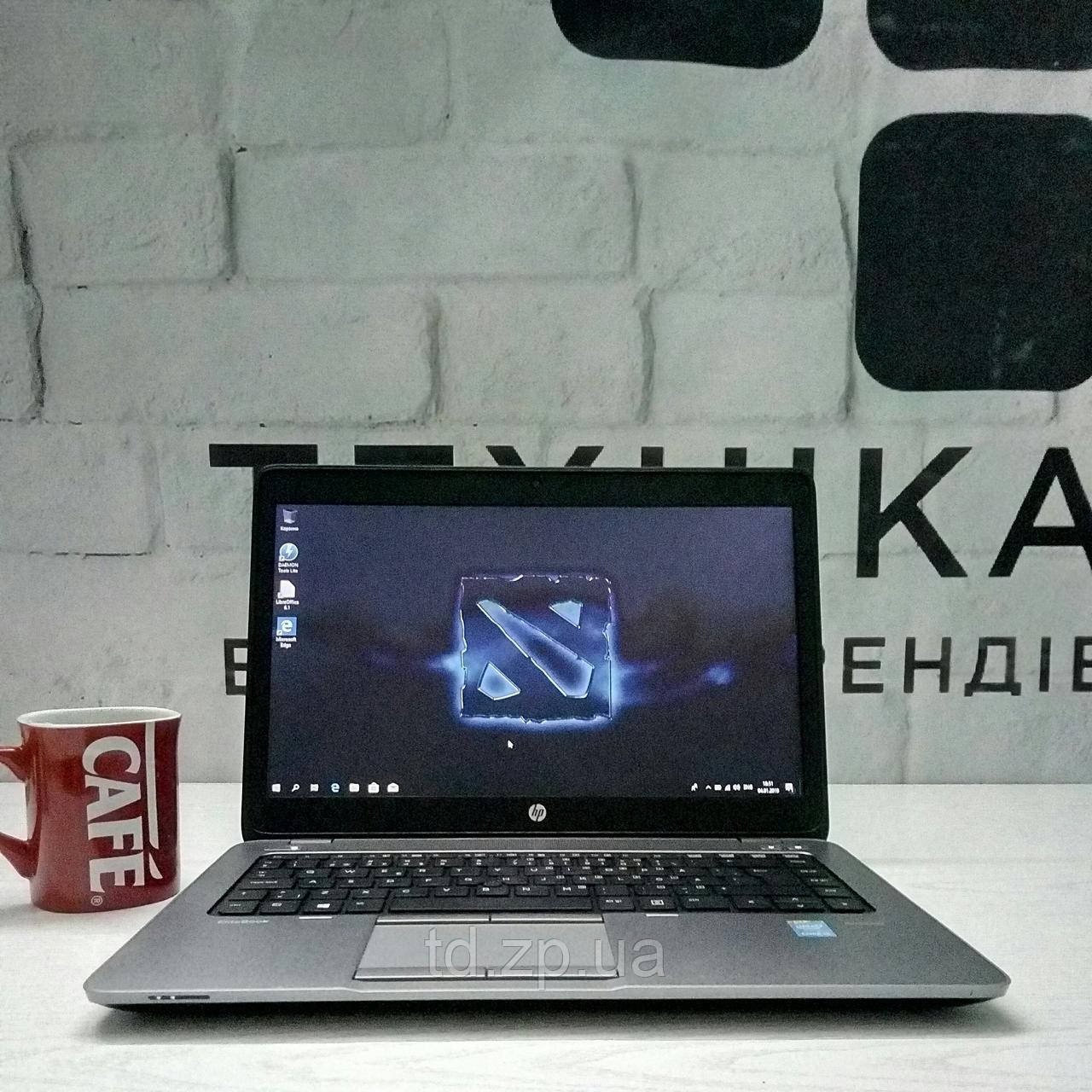 Ноутбук HP Elitebook 840 G1 14,1''  Intel Core i5-4200u/ 8Gb  DDR3/ SSD 120Gb/ Intel HD Graphics 4400